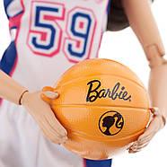 Кукла Барби БаскетболисткаBarbie Made to Move Basketball Player Doll оригинал от Mattel, фото 5