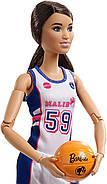 Кукла Барби БаскетболисткаBarbie Made to Move Basketball Player Doll оригинал от Mattel, фото 6