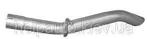 Конечная труба для Citroen Nemo / Peugeot Bipper / Fiat Fiorino / Qubo