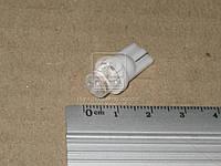 Светодиод А 12-5 белый б/ц, T10-1LED-W-50PCS-12V