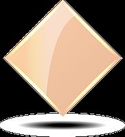 Цветной гель для наращивания ногтей Amore Pink 5 грамм
