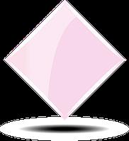 Цветной гель для наращивания ногтей La Viva Pink 5 грамм