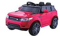 """Детский электромобиль Tilly """"Джип Range Rover"""" музыкальный FL1638 RED с пультом управления"""