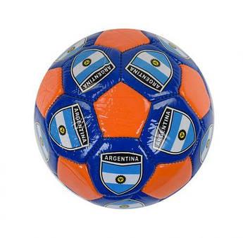 """Футбольный мяч """"ARGENTINA"""" размер № 2 (синий) C40084"""
