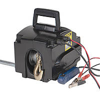 Лебедка автомобильная электрическая переносная 2000lbs Sigma (6130011)