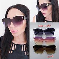 Очки женские солнцезащитные Шанель 2020