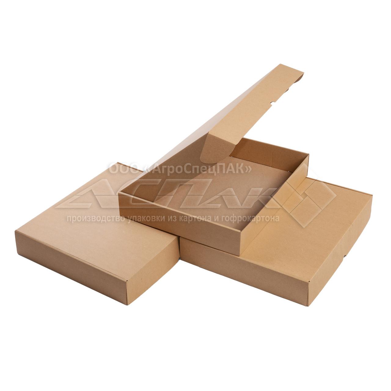 Картонные коробки 360*300*60 бурые