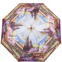 Складной зонт Magic Rain Зонт женский автомат MAGIC RAIN (МЭДЖИК РЕЙН) ZMR7224-5