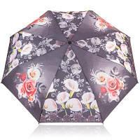 Складной зонт Magic Rain Зонт женский механический компактный облегченный MAGIC RAIN (МЭДЖИК РЕЙН) ZMR1232-07