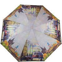 Складной зонт Magic Rain Зонт женский механический компактный облегченный MAGIC RAIN (МЭДЖИК РЕЙН) ZMR51224-1