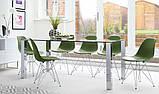 Стул Тауэр зеленый пластик ножки хром СДМ группа (бесплатная доставка), фото 10