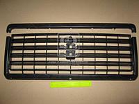 Решетка радиатора черная, +молдинг ВАЗ 2107 ( Россия), 2107-8401014/104
