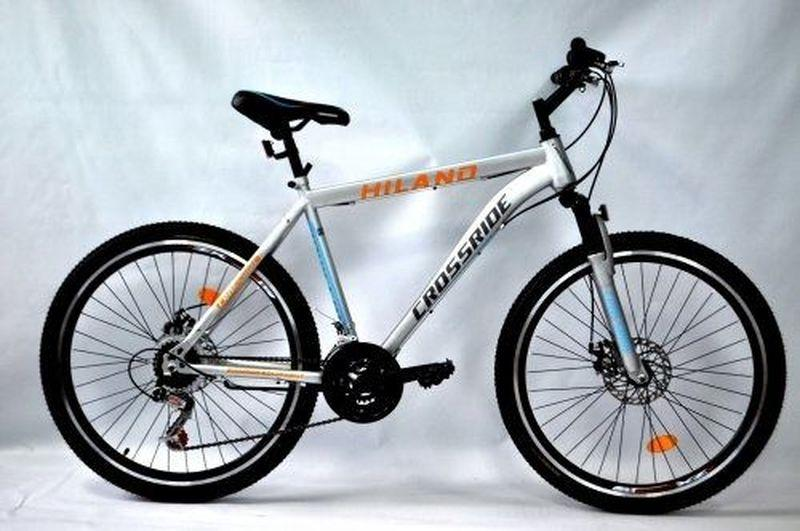 Велосипед CROSSRIDE 27.5 MTB AL HILAND