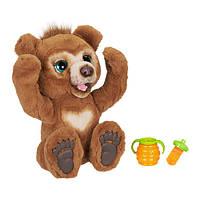 FurReal Friends Интерактивный медвежонок мишка Кабби E4591 Cubby The Curious Bear
