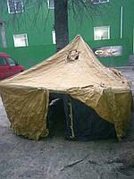 Палатка армейская утепленная 4-6и местная