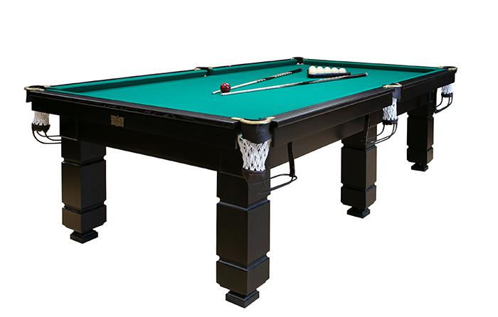 Бильярдный стол для пула Далас 9ф ардезия 2.6м х 1.3м