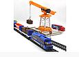 Железная дорога 2082 - детский игровой набор, фото 4