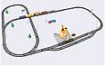 Железная дорога 2082 - детский игровой набор, фото 2
