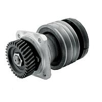 Привод вентилятора ЯМЗ-236/238 3-х ручейный (пр-во МЗВН)