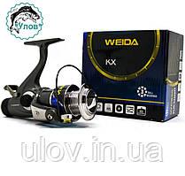 Катушка WEIDA( KAIDA) KX 4000 байтранером 3 подшипника
