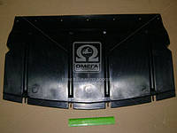 Щиток радиатора ГАЗ 31105 (защита) нижний (пласт.) (ГАЗ), 31105-2803242
