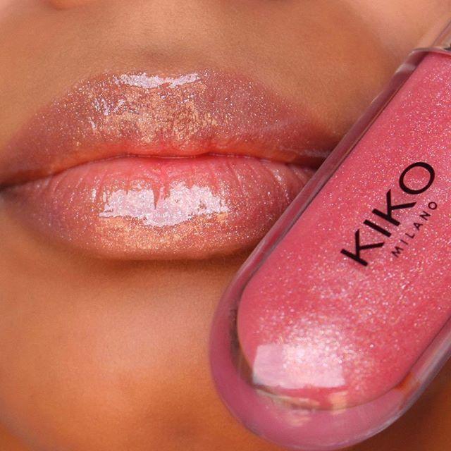 Смягчающий блеск для губ Kiko Milano 3D Hydra Lipgloss