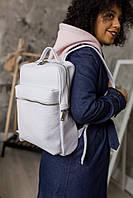 Рюкзак белого цвета UDLER