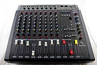Микшер с усилителем Yamaha BT 808D 8-канальный