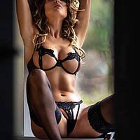 Комплект белья / Эротическое белье / Сексуальное белье / Еротична сексуальна білизна, фото 1