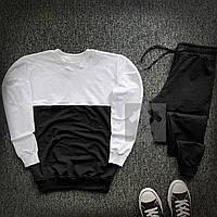 Мужской демисезонный спортивный костюм