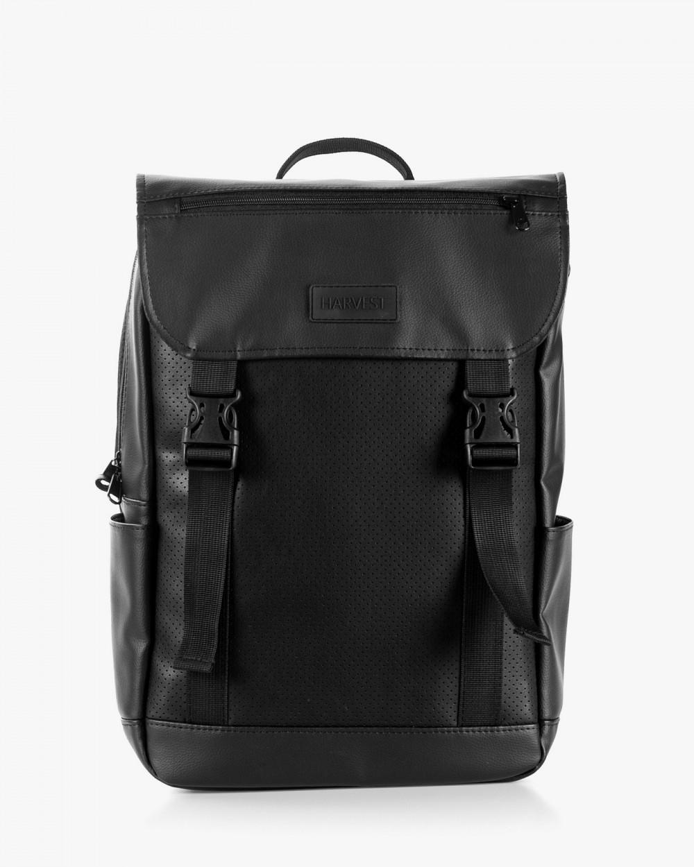 """Прочный мужской рюкзак """"UNIVERSAL MINI"""" черный, на 16л, сумка для ноутбука или планшета, повседневный"""
