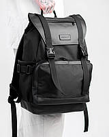 """Прочный мужской рюкзак """"UNIVERSAL"""" на 22л, спортивний городской для путешествий, сумка для ноутбука, Черный"""