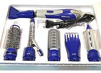 Плойка щетка для волос 6 в 1 Promozer MZ-5806A