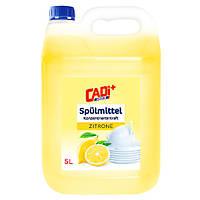 Cadi средство для мытья посуды 5л Цитрус