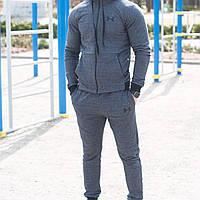 Мужской спортивный костюм Under Armour с капюшоном. Весна 2020