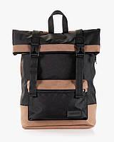 """Прочный мужской рюкзак """"ROLL"""" винтаж, на 19л, сумка для ноутбука, спортивный, для путешествий, повседневный"""