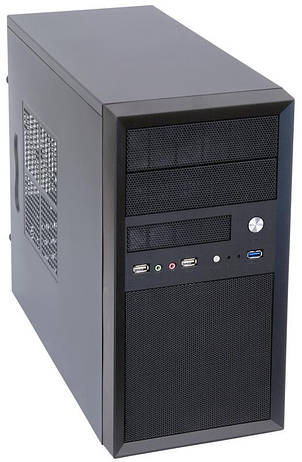 Корпус Chieftec Mesh CT-01B-400S8, 400W, 1xUSB3.0, Black, фото 2