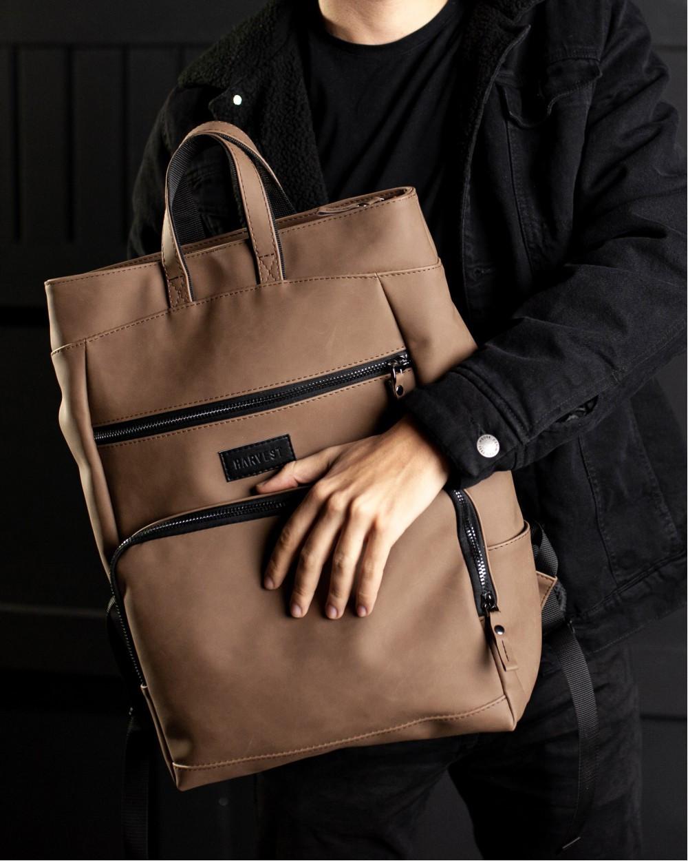 """Прочный мужской рюкзак """"SOLVER 2"""" на 18л, спортивний городской для путешествий, сумка для ноутбука, Винтаж"""