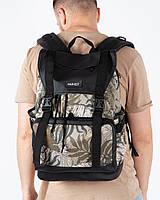 """Прочный мужской рюкзак """"UNIVERSAL"""" , спортивний городской для путешествий, сумка для ноутбука на 21л, Хаки"""