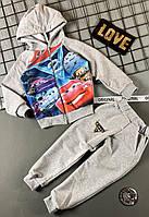 Детский спортивный костюм двухнить, фото 1