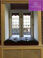 Декоративные подушки для подоконника  .от 390 грн