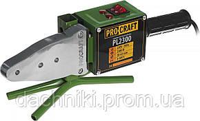Паяльник для пластиковых труб Procraft PL2300, фото 2