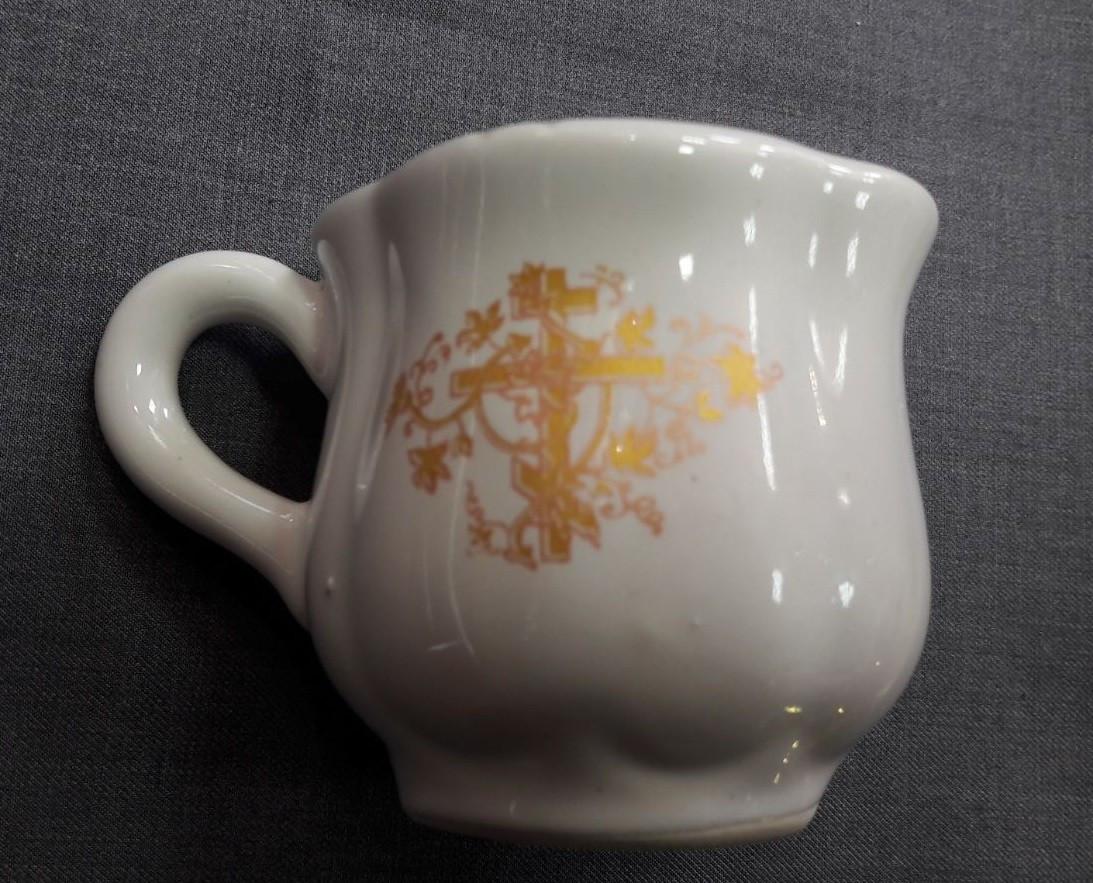 Чашка для святой воды №02