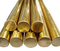 Коло (пруток) бронзовий ф45 БрОФ10-1 порізка асортимент доставка