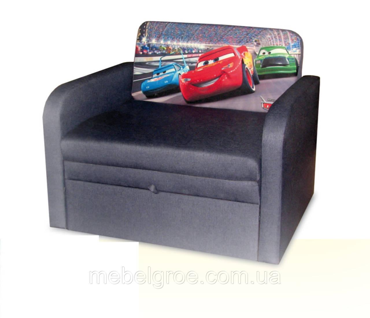 Кресло-кровать Вега-принт (ламель)