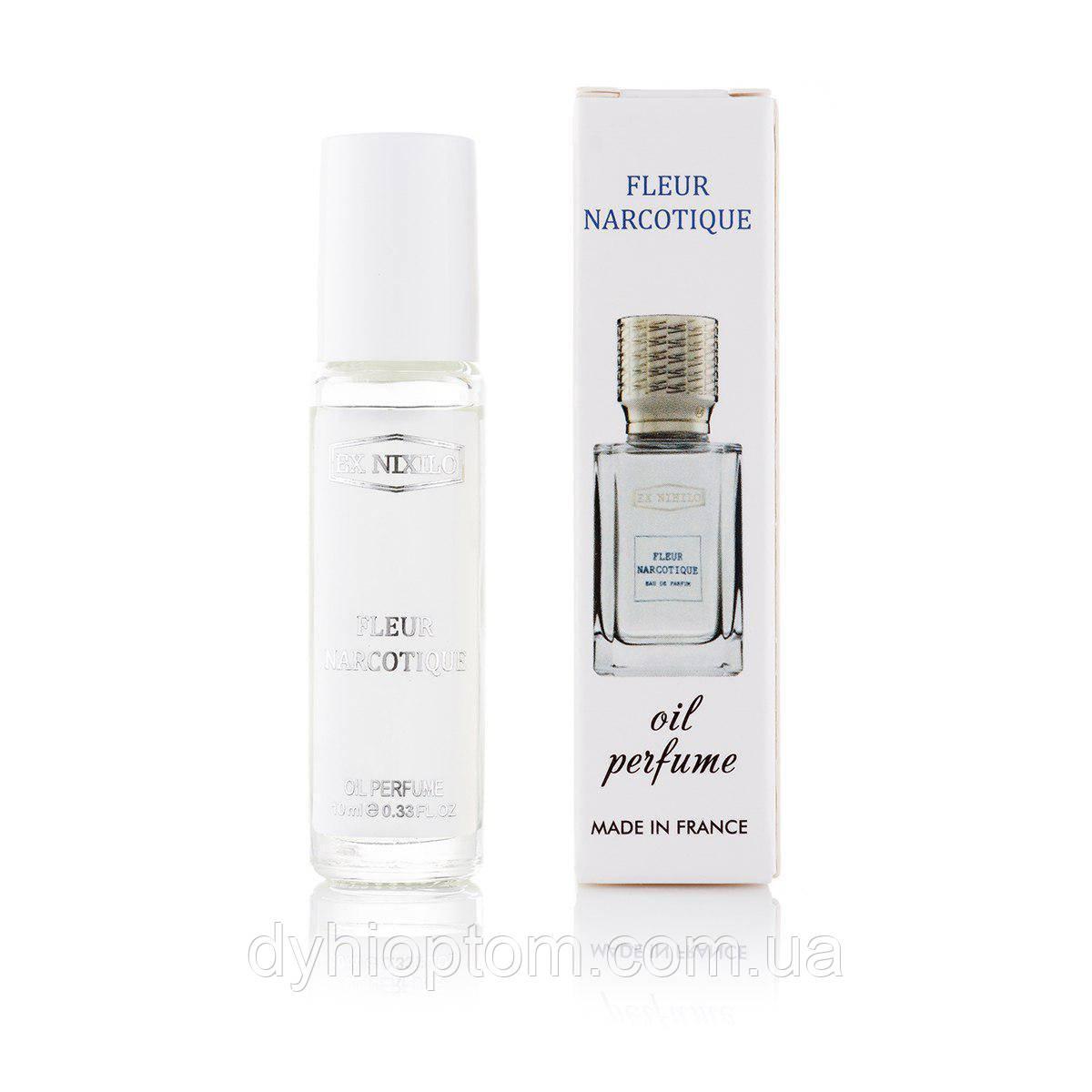 Олійні кулькові парфуми 10мл Ex Nihilo Fleur Narcotique унісекс