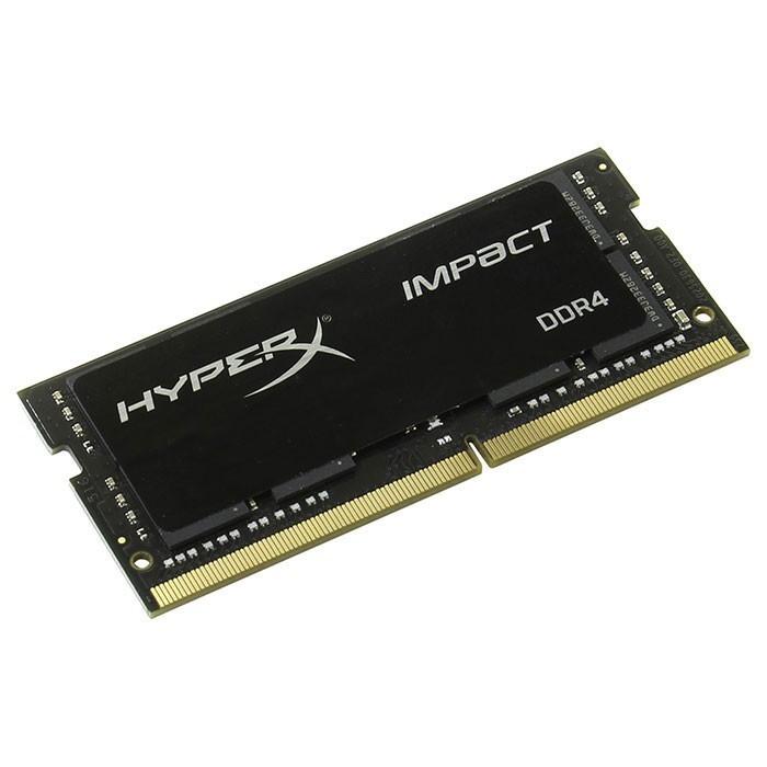 Оперативна пам'ять SO-DIMM 8GB Kingston HyperX Impact (HX424S14IB2 / 8)