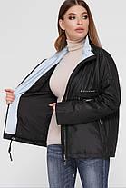 Легкая осенняя куртка новинка 2020  размеры 42 44 46 48 50, фото 2
