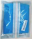 Набор гинекологический № 7 смотровой стерильный одноразовый (перчатки, пеленка 60*50, бахилы ) / СЛАВНА, фото 2