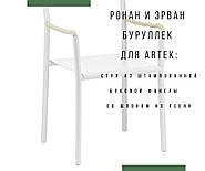 Ронан і Ерван Буруллек для Artek: стілець з штампованої букової фанери зі шпоном з ясена